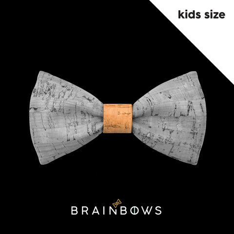 kids bamboo cork bow tie core