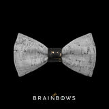 kids bow tie core black and gold