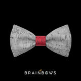 bow tie core dark red