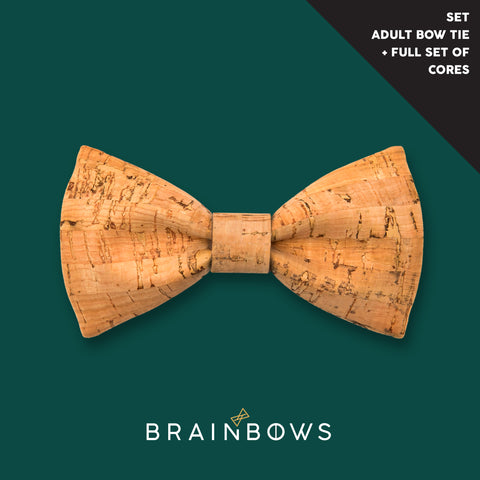 adult bow tie full set with cores