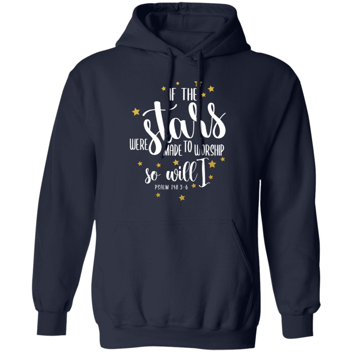 Written in the Stars - Hoodie - My Christian Shop
