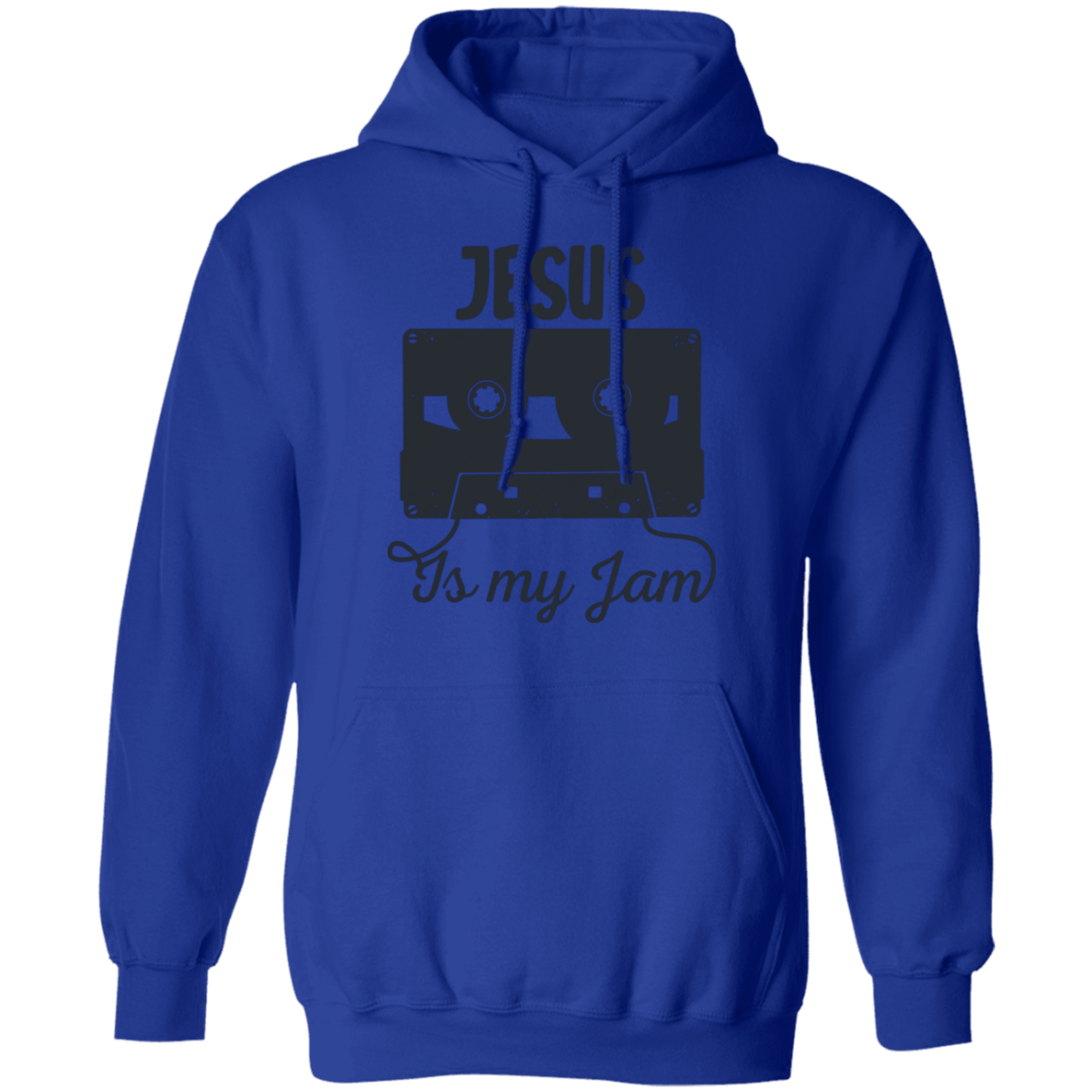 Jesus is my Jam - Hoodie - My Christian Shop