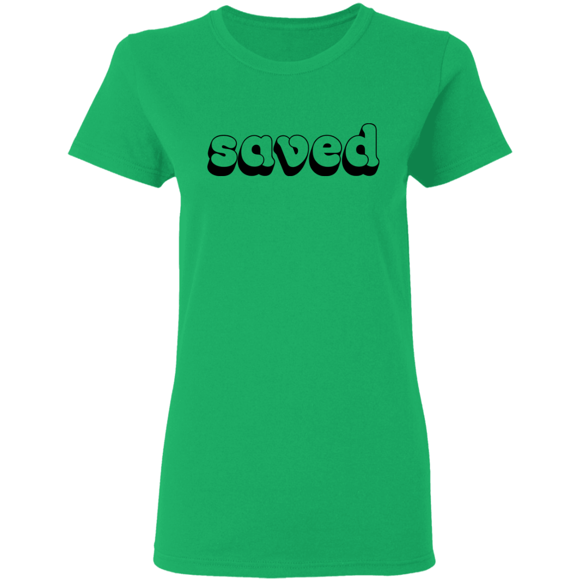 Saved - Premium Tee - My Christian Shop