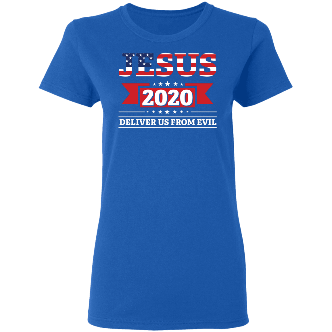 Jesus 2020 - Premium Tee - My Christian Shop