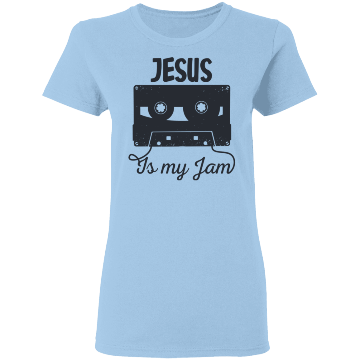 Jesus is My Jam - Premium Tee - My Christian Shop