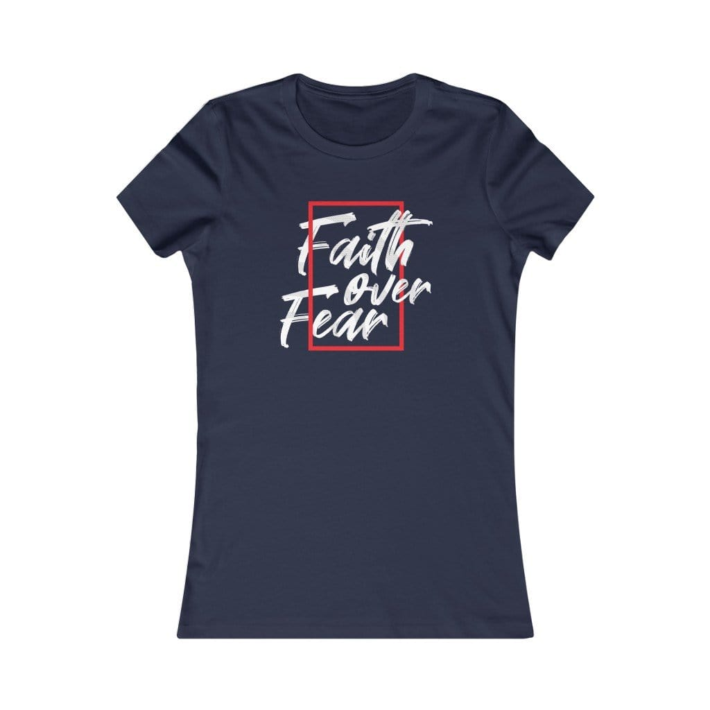 Faith Over Fear - My Christian Shop