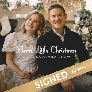 Merry Little Christmas - CD *SPECIAL SIGNED EDITION*