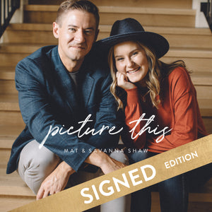 Picture This - CD *SPECIAL SIGNED EDITION*
