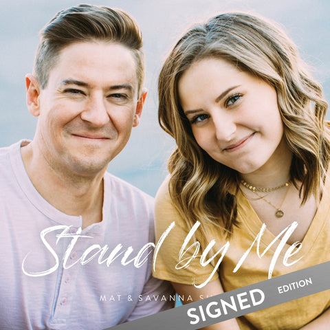 Stand By Me - CD *SPECIAL SIGNED EDITION*