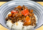Beef Stew Rice Bowl