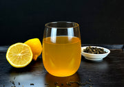Honey Lemon Jasmine Tea
