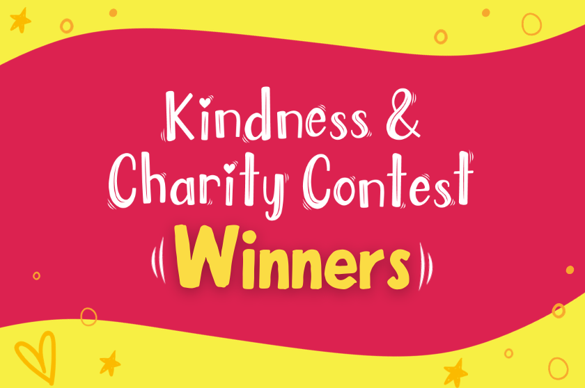Kindness & Charity Contest - Winner Announcement