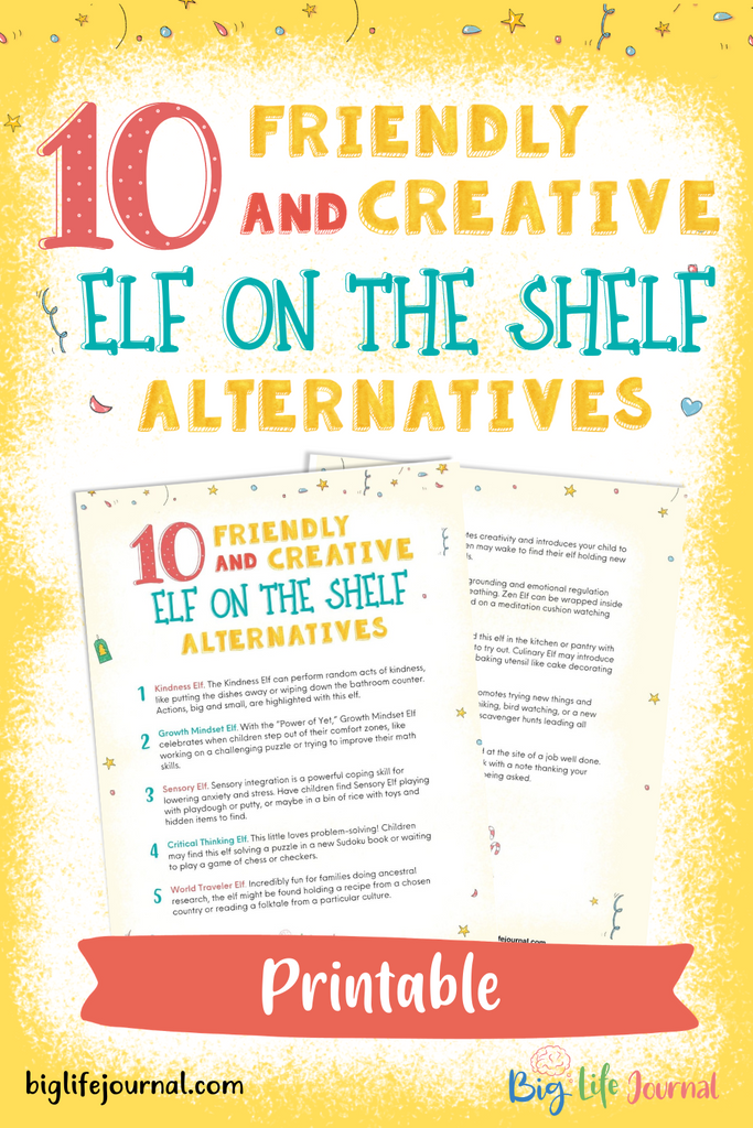 10 Creative Elf on the Shelf Alternatives