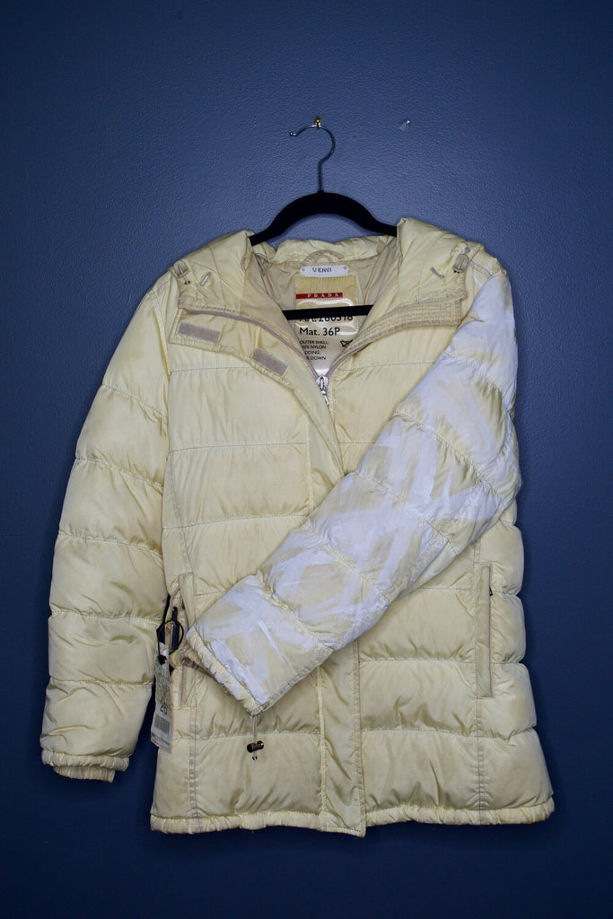 "THE ""PRADA NEON DREAMS"" PUFFER"
