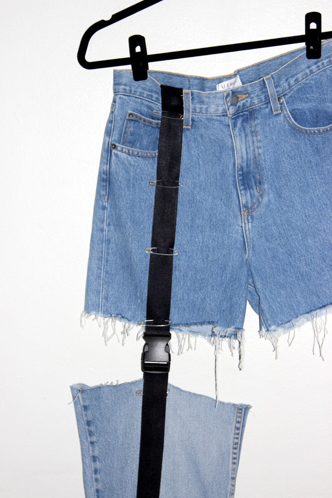 "THE ""CLICK-IT OR TICKET"" DENIM"