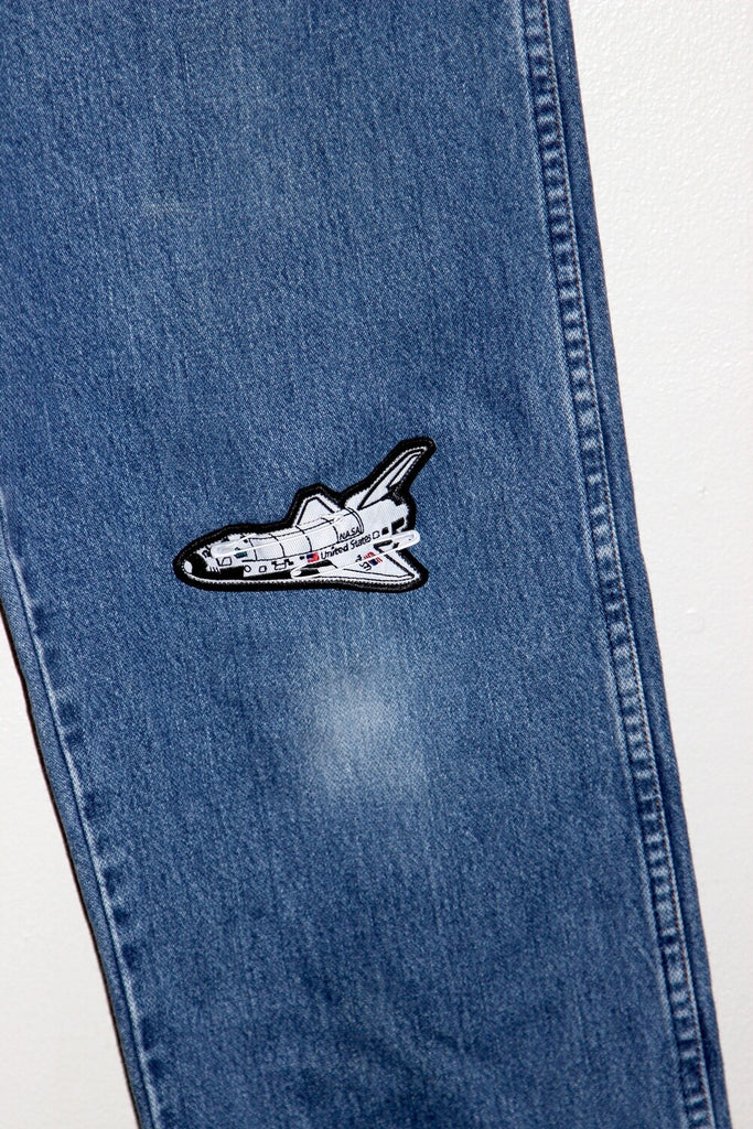 "THE ""SPACE RACE"" DENIM"