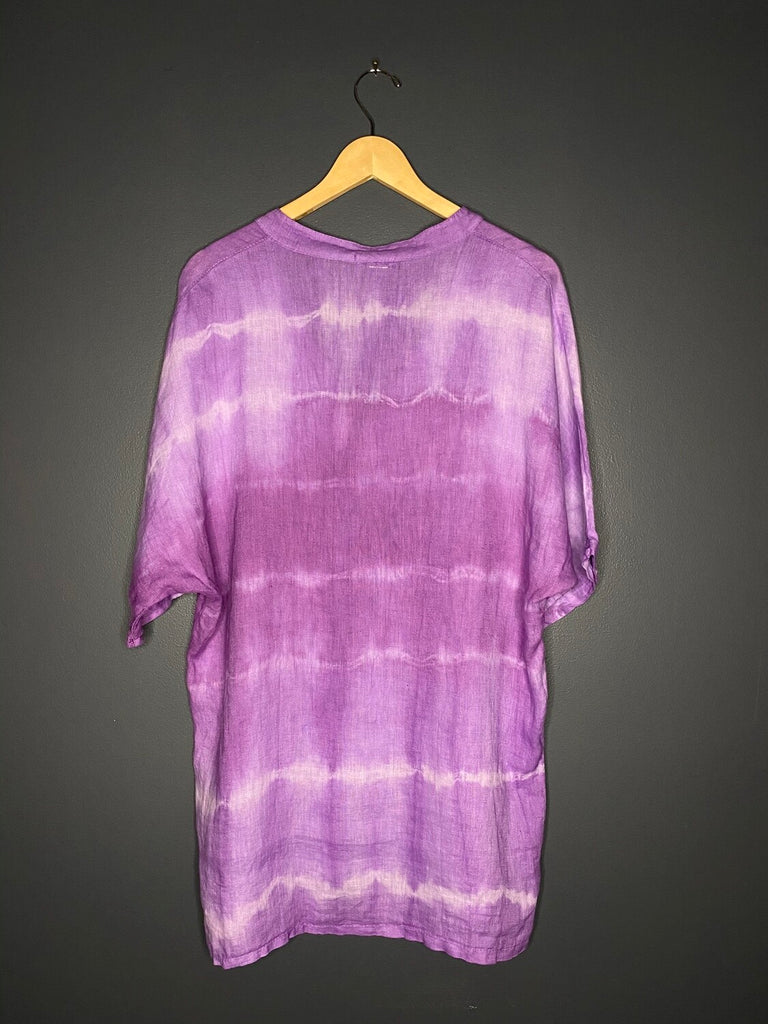 "THE ""PURPLE REIGN"" TUNIC"