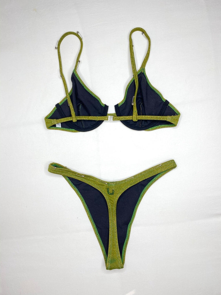 "THE ""GREENGA"" BIKINI"