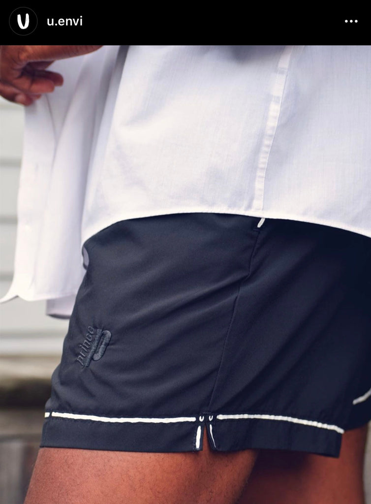 "THE ""GAME SET MATCH"" SHORTS"