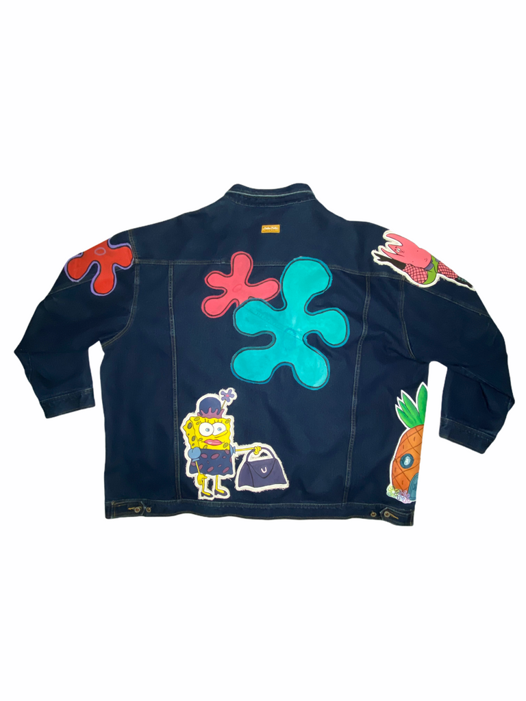 "THE ""PATCHWORK STAR"" JACKET"