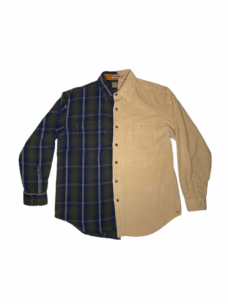 "THE ""BACKWOODS"" BUTTON-UP"