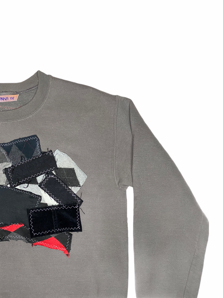 "THE ""LEFTOVERS"" SWEATER"