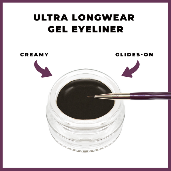 Blinc longwear vegan gel eyeliner black