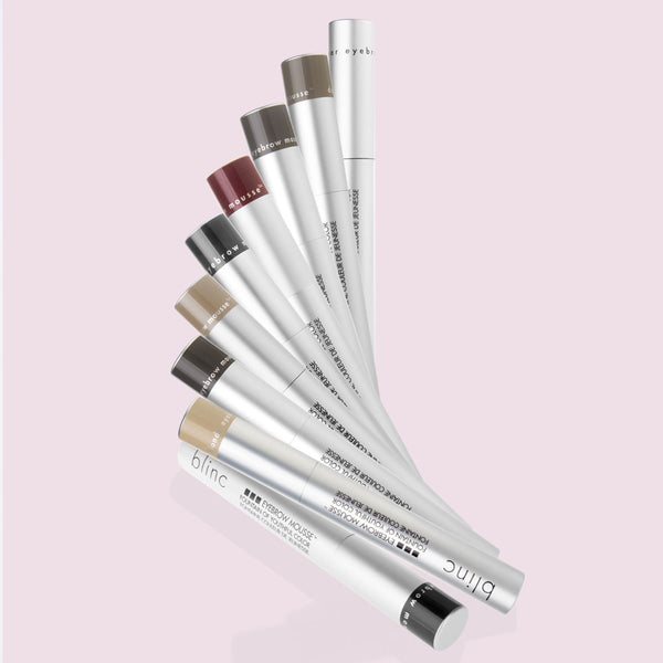 Vegan Blinc Eyebrow Mousse Shades