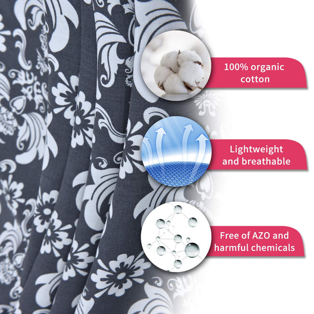 Effective Breastfeeding Adjustable Straps Comfortable Nursing Cover