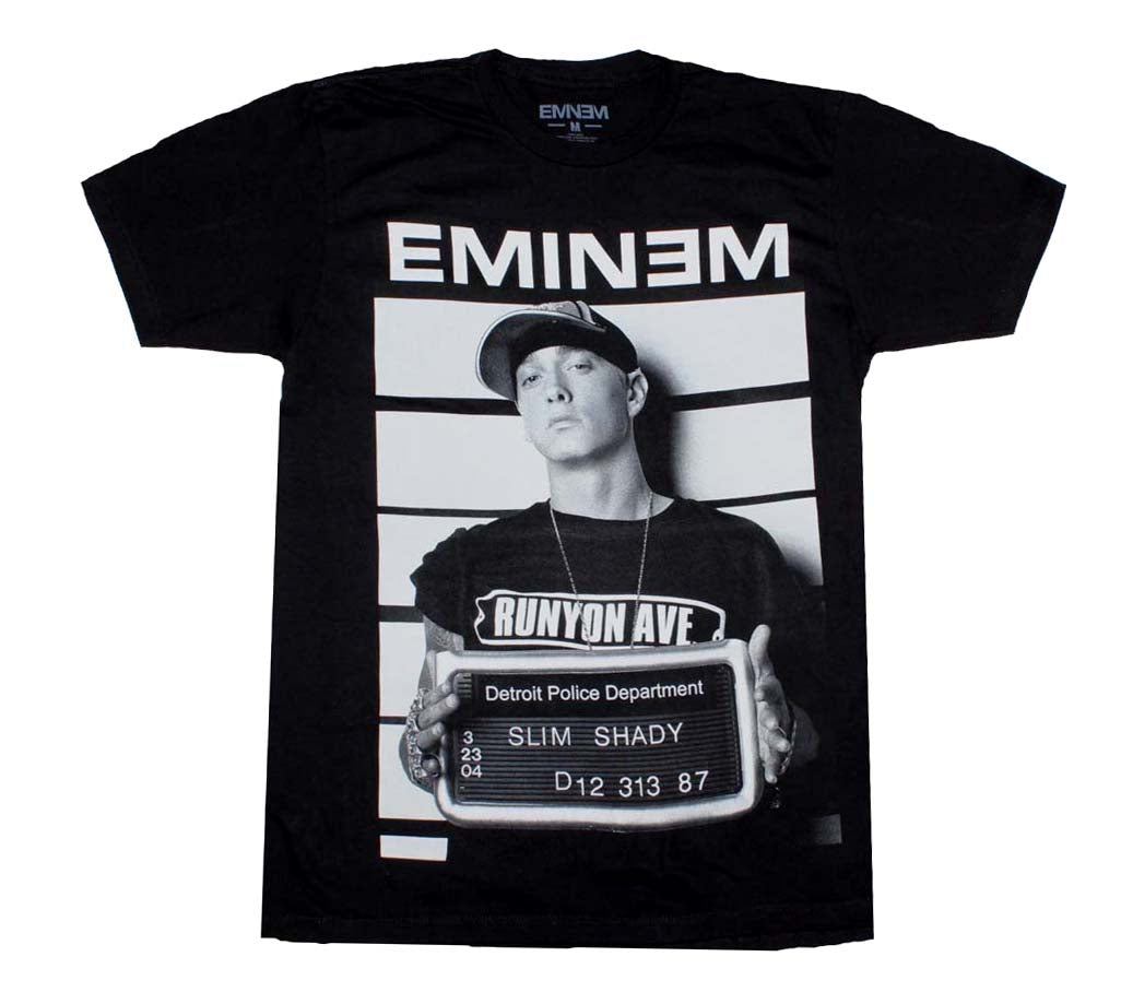 Eminem Line Up T-Shirt