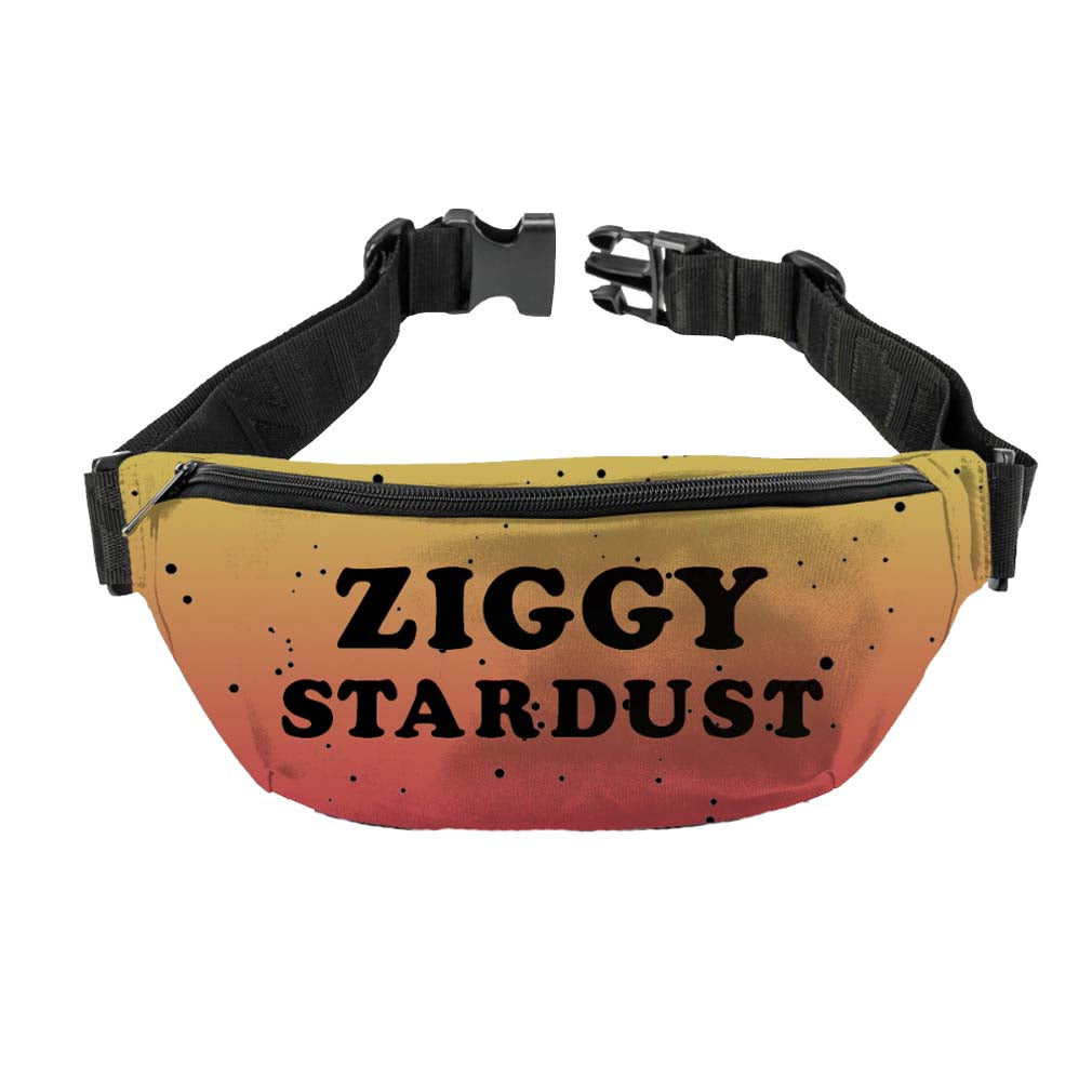 David Bowie Ziggy Stardust Fanny Pack