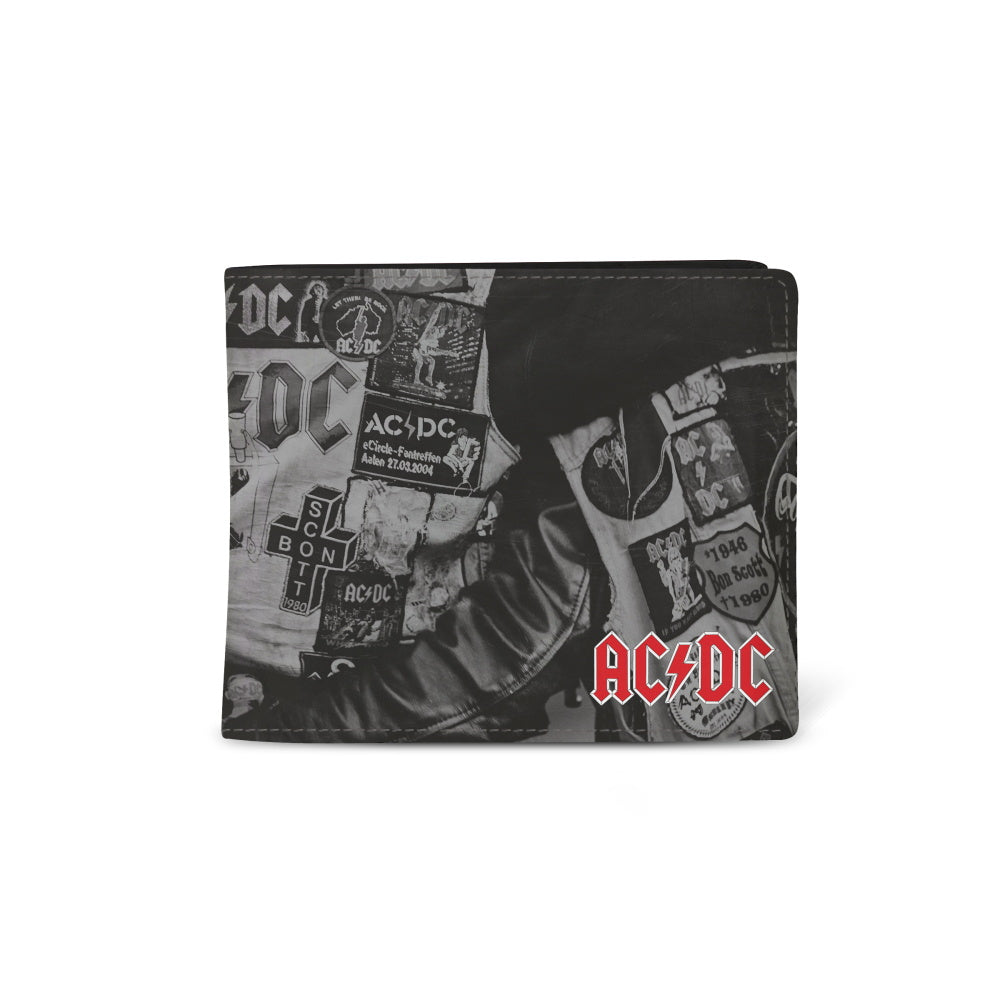 AC/DC Patches Wallet