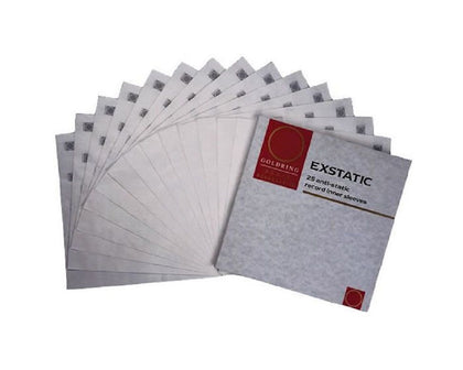 Goldring Exstatic Record Sleeves buste antistatiche per LP (25pz)