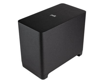 Polk Audio react sub subwoofer attivo wireless per react bar