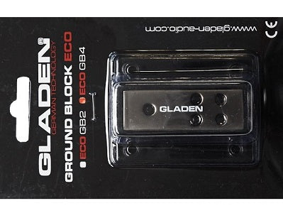GLADEN ECO GB4 DISTRIBUTORE DI CORRENTE 1X20mm + 4X10mm