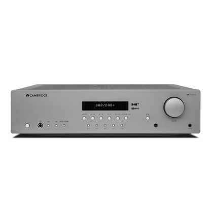 Cambridge audio AXR100D sintoamplificatore stereo con dab+ fono e bluetooth