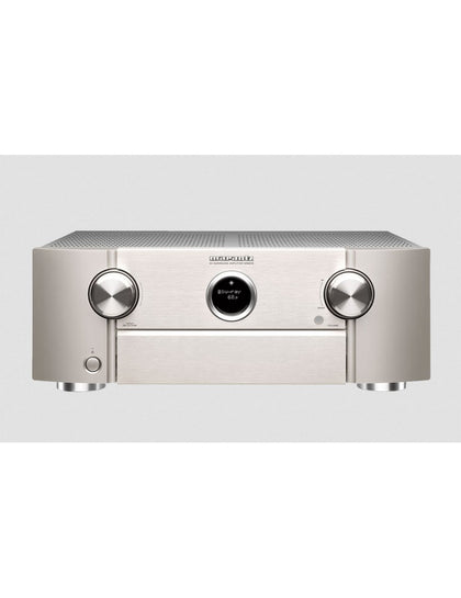 Marantz SR 6015 silver gold amplificatore 9.2 home cinema 8K HDR