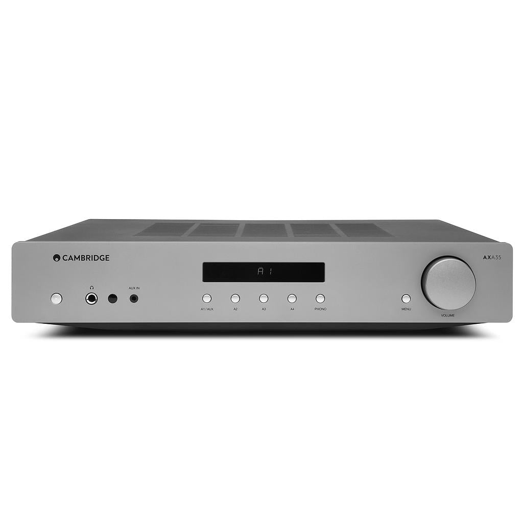 Cambridge audio AXA35  integrato 35W (8Ω) - 4 ingressi 1 ingresso phono