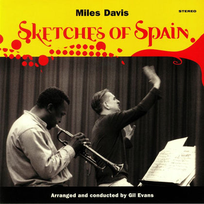 DAVIS MILES SKETCHES OF SPAIN WAXTIME IN COLOR - Vinile: WTCLP 950659