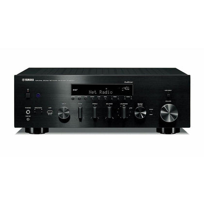 YAMAHA R- N803D NERO SINTOAMPLIFICATORE SILV MUSIC CAST BLUETOOTH streaming DAC PHONO