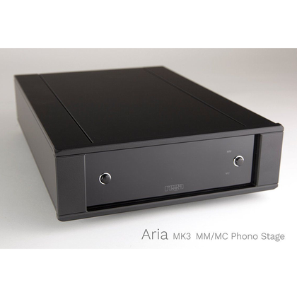 Rega aria mk3 stadio fono mm-mc regolabile