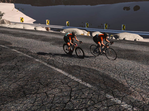 RIDE WITH US ON ZWIFT