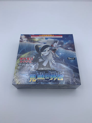 Pokemon Japanese Alter Genesis SM12 Booster Box