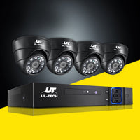 1080P 4 Channel HDMI CCTV Security Camera