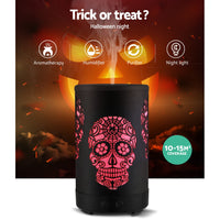 Ultraconic Aromatherapy Diffuser Aroma Oil Air Humidifier Halloween