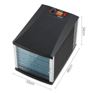 Commercial Food Dehydrator with 10 Trays