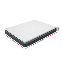 Bedding Cool Gel Memory Foam Mattress Queen Size