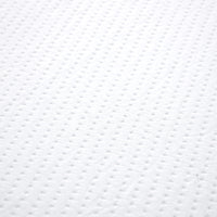 Bedding Single Size Dual Layer Cool Gel Memory Foam Topper