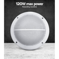 2 x 6.5inch 2 Way Outdoor Marine Speakers