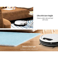 Automatic Robotic Vacuum Cleaner